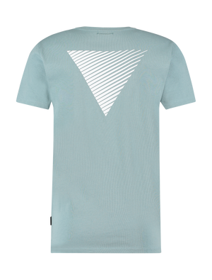 Essential Logo Tee - Blue