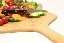 Load image into Gallery viewer, Pizza Royale Ethically Sourced Premium Natural Bamboo Pizza Peel