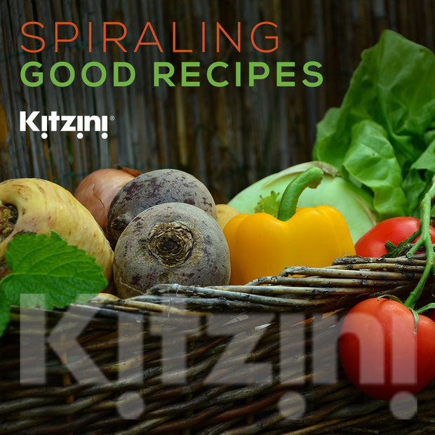Spiralling Good Recipes