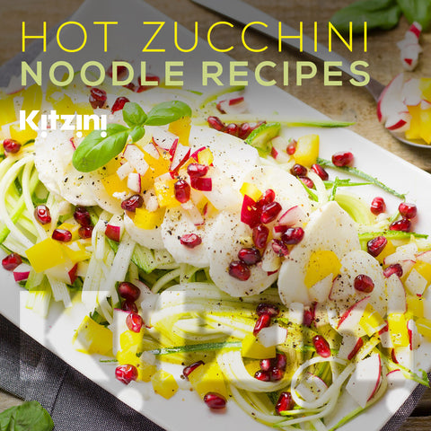 Hot Zucchini Noodles Recipes