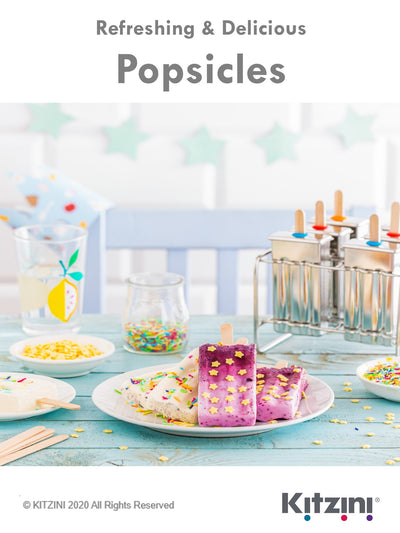 Refreshing Popsicle recipes for all the family