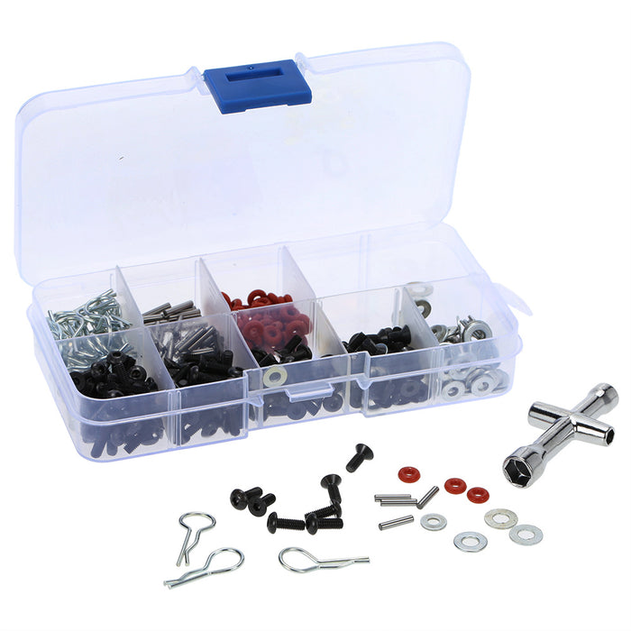 270pc Trail repair kit for your crawler