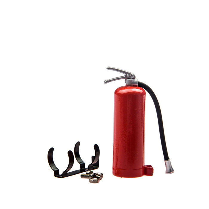 Scale Plastic Fire Extinguisher