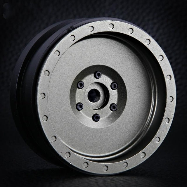 2.2 Alloy Military Style Beadlock Wheels | 4pcs