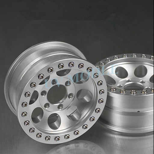 8 hole 1.9 beadlock alloy wheels | 4pcs