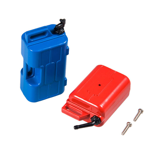 2 pack Scale Accessories: Fuel Tank and Water Tank