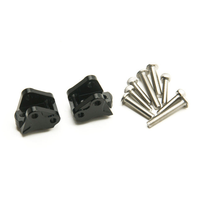 Alloy Lower Shock Link Mount for 1/10 Axial SCX10 II 90046 90047 axles