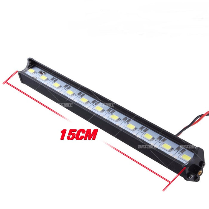 11 Led Roof top light bar for Wrangler or Defender body