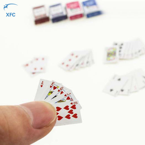 Mini Poker Card Playing Cards