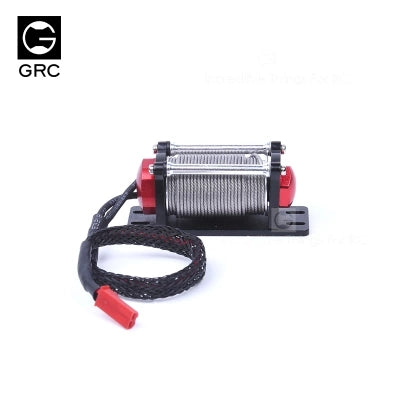 Ultra compact electric winch for 1/10 crawler car D90 D110 Axial Scx10 Trx4