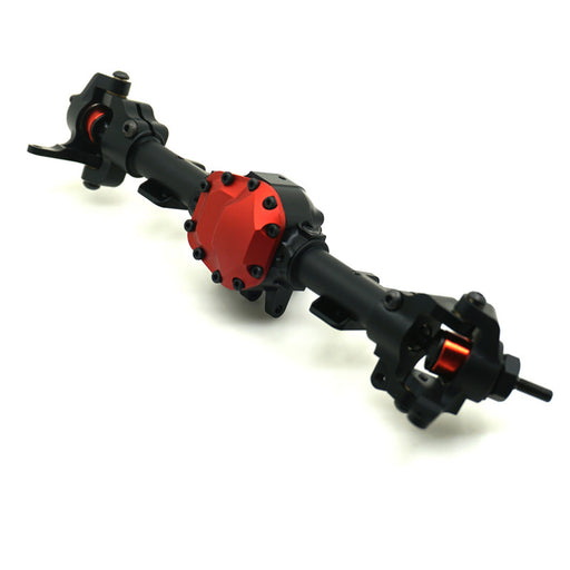 Front or Rear alloy axle set for Axial SCX10ii- complete and read