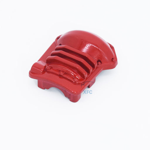 Alloy Red Axle Diff Covers For Traxxas TRX-4 TRX4 | 1pcs