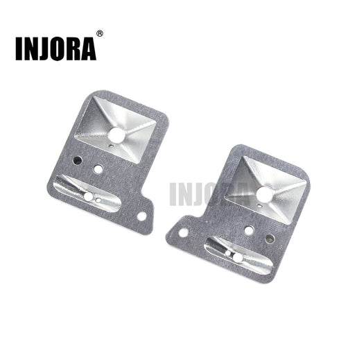 Alloy Headlight Cup Front Light bucket for Traxxas TRX4 Bronco