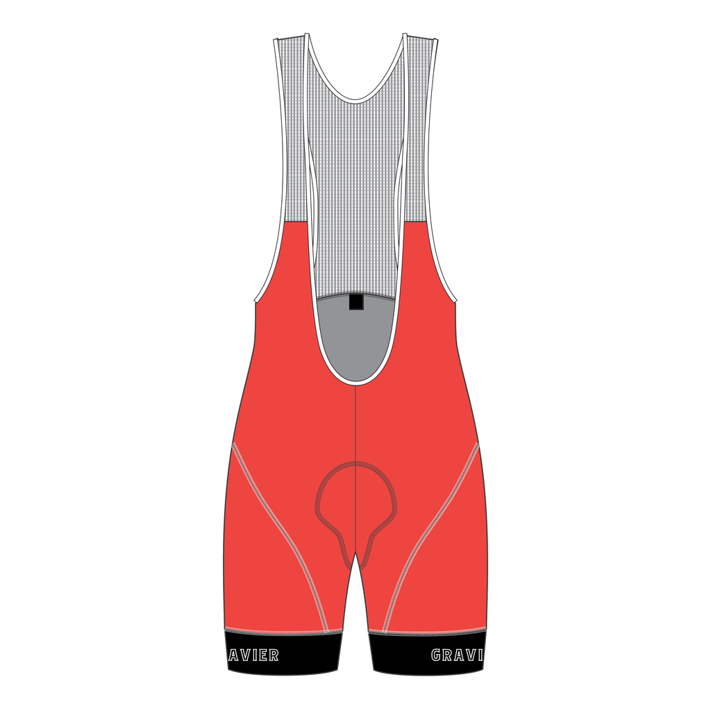 Gravier Blood Orange Men's Bibs