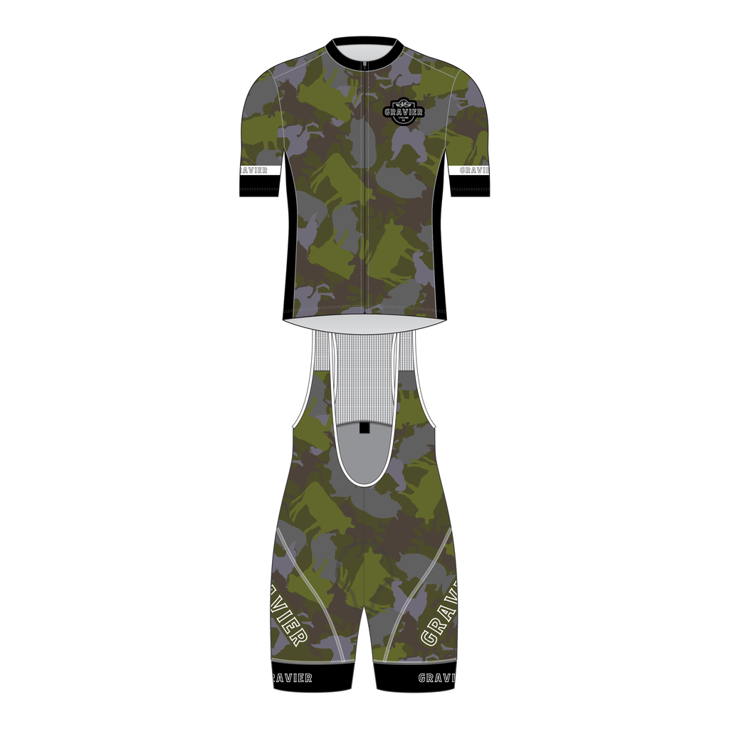 Gravier Men's Full Kit - Farm Camo