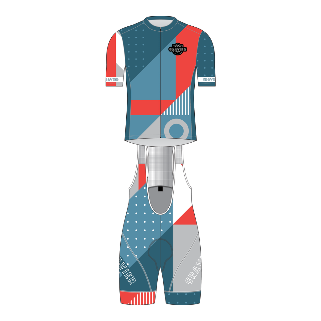 Gravier Men's Full Kit - Full Geo