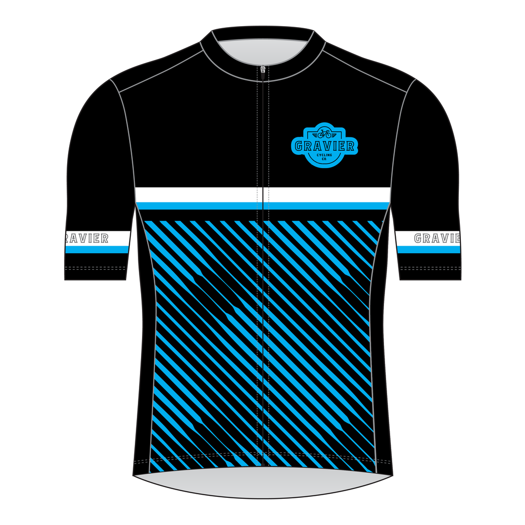 Gravier Men's Cycling Jersey - Endo