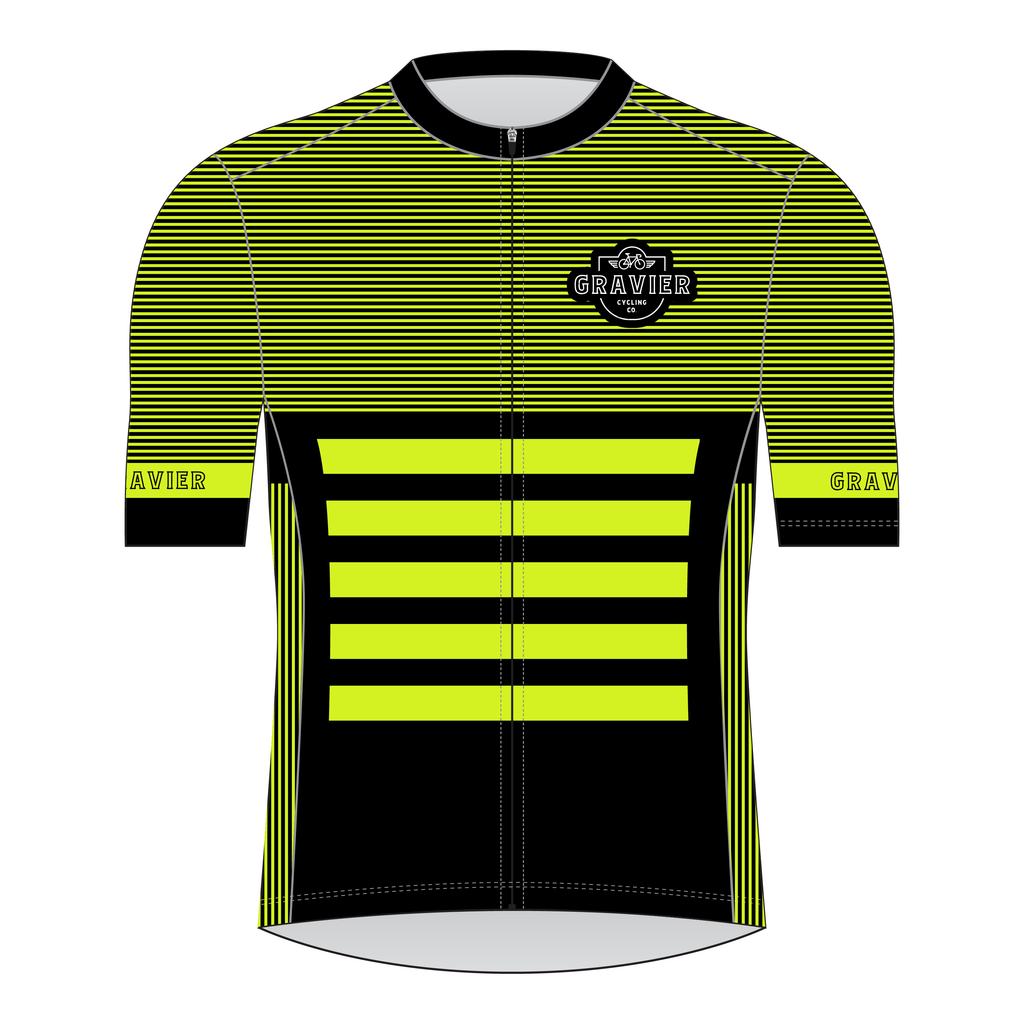 Gravier Men's Cycling Jersey - Horizon