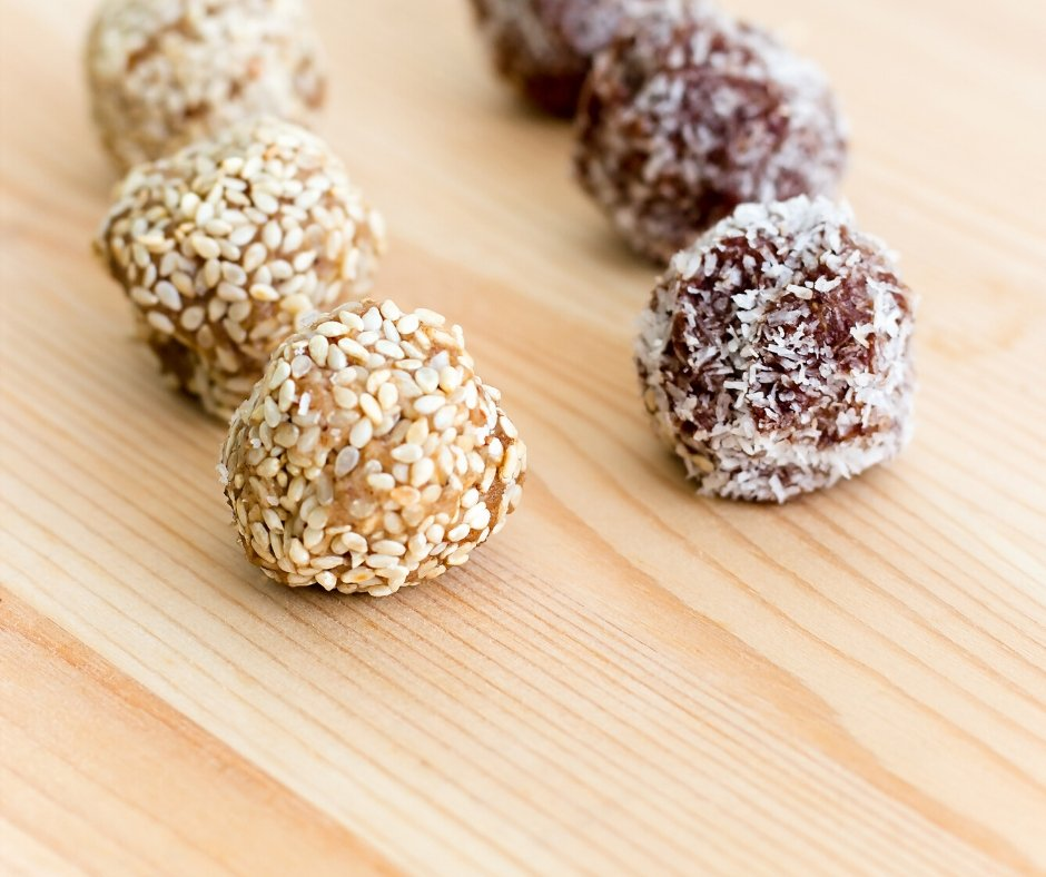 One Minute Protein Balls 2 Pack Snaxx