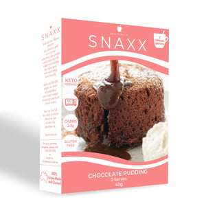 One Minute Self-Saucing Pudding - 2 Pack - SNAXX