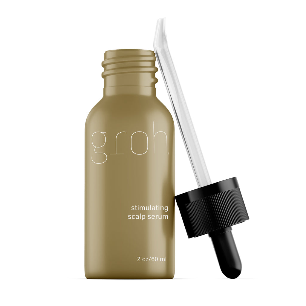 Groh® Scalp Hair Rejuvenating Serum