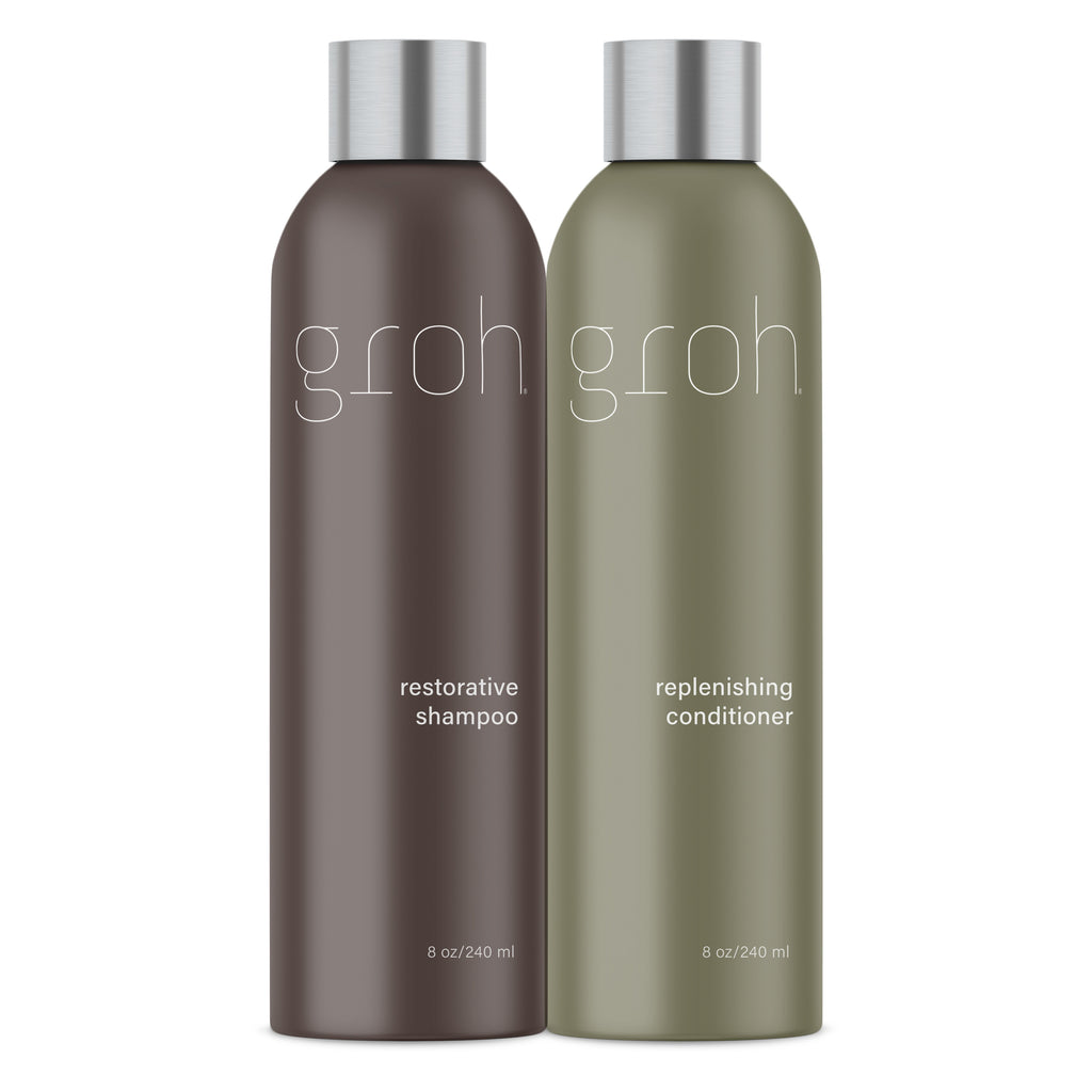 Groh® Shampoo & Conditioner Set