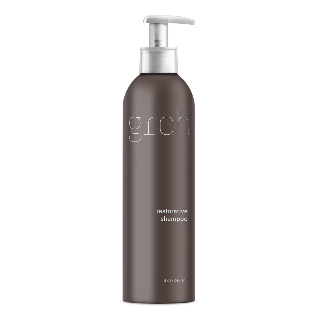 Groh® Restorative Hair Growth Shampoo