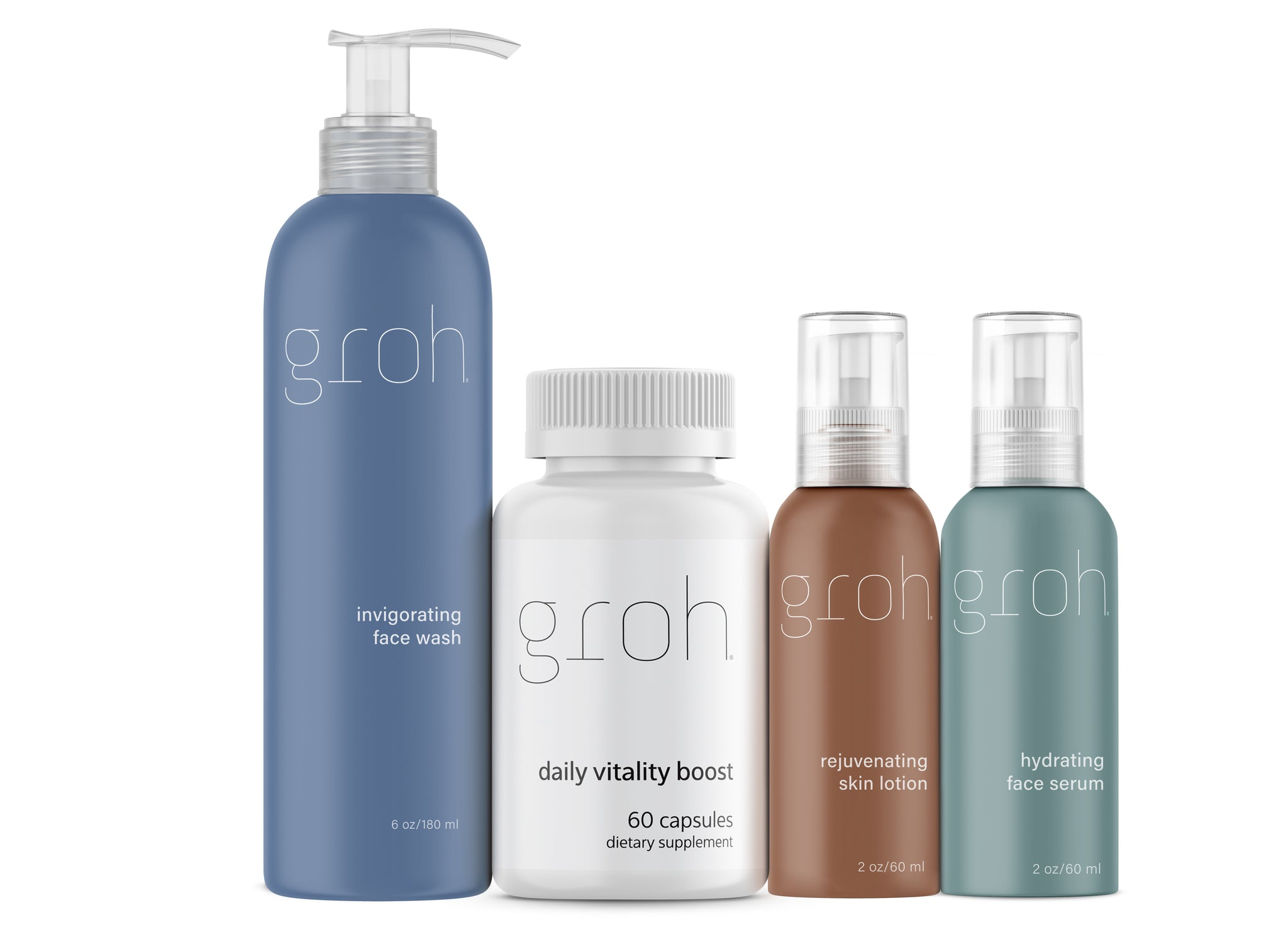 Groh® Total Daily Skincare