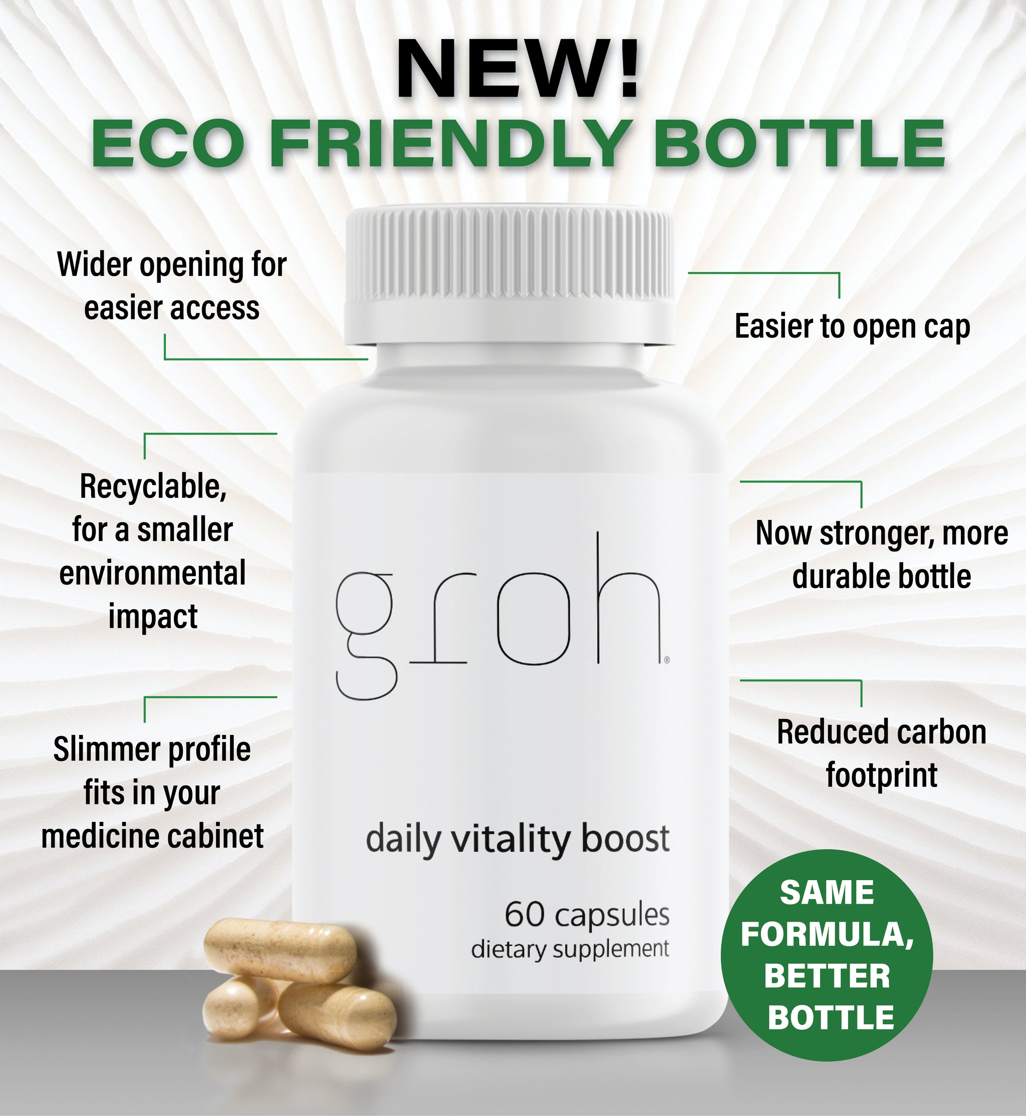GROH® Hair Growth Boost