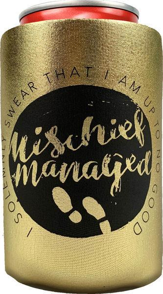 Spoontiques Mischief Managed Can Cooler 17077