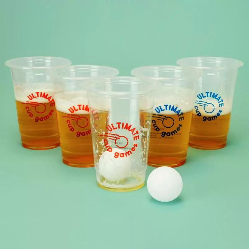 5 in 1 Ultimate Cup Games For Parties