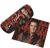 Spoontiques Elvis Presley Eyeglass Case and Cleaner (13690)