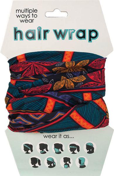 Dark Tribal Multi-use Hair Wrap 19848