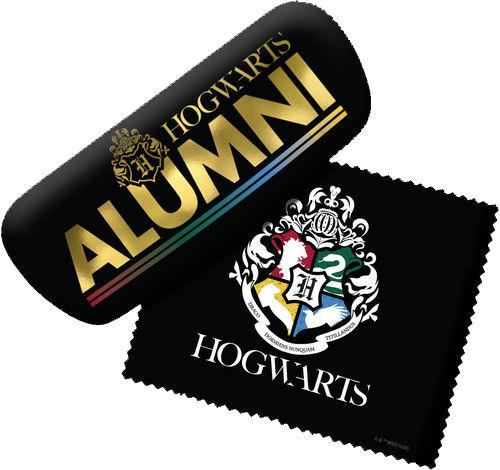 Hogwarts Alumni Eyeglass Case and Cleaning Cloth