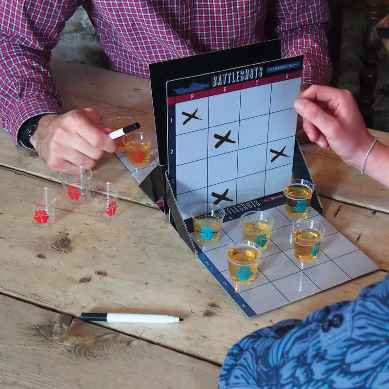Battle Shots V2 Drinking Game For Parties