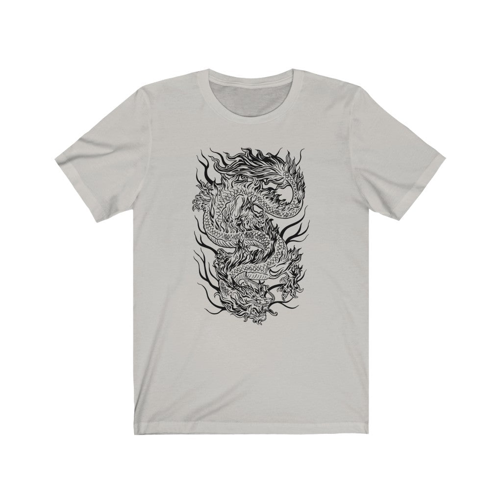 Mythical Dragon Unisex Jersey Short Sleeve Tee
