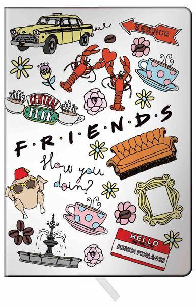 Friends Central Perk Stylist Journal
