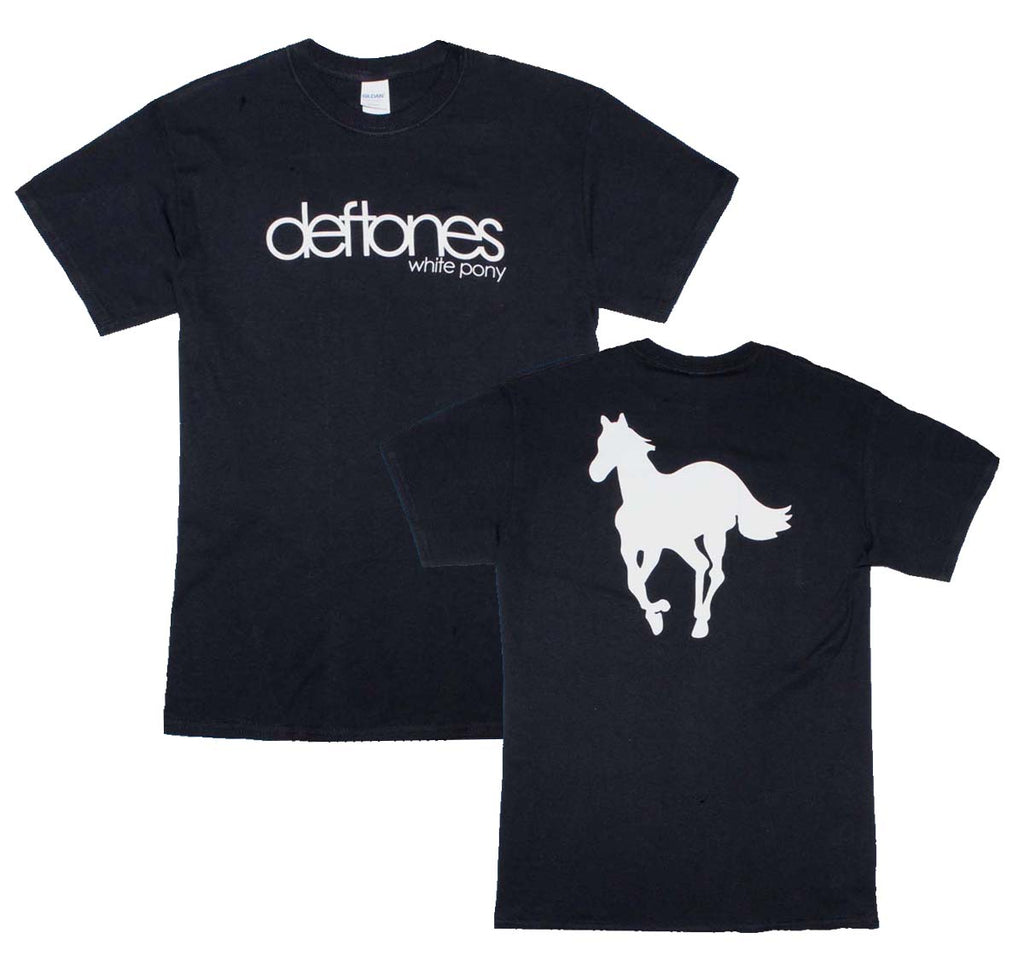 Deftones White Pony T-Shirt
