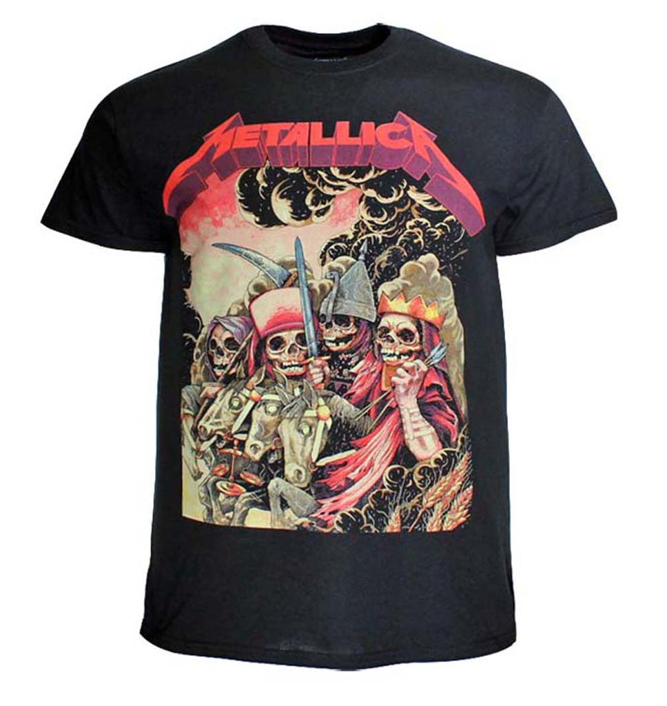 Metallica Four Horsemen T-Shirt