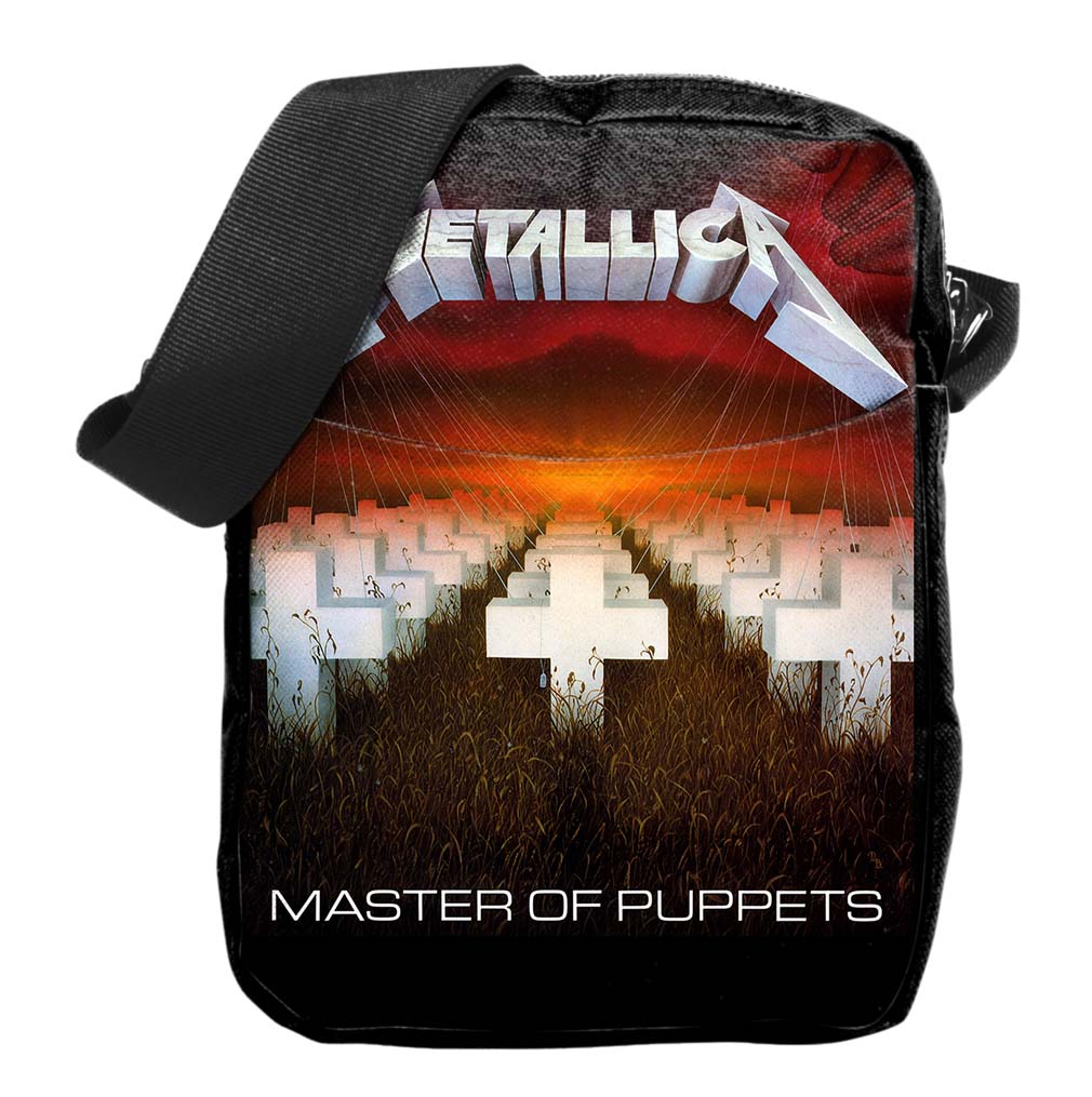 Metallica Master of Puppets Cross Body Bag