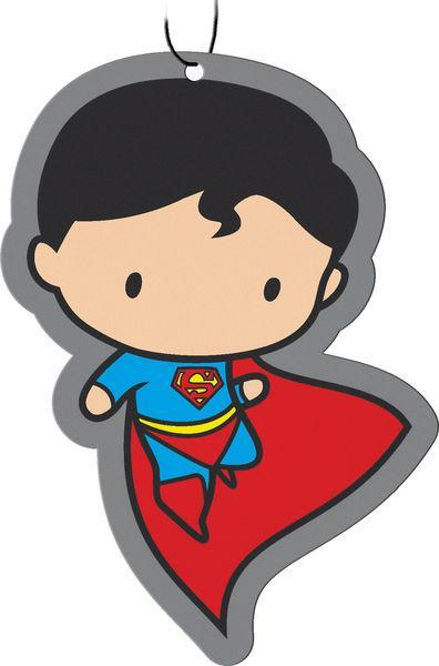 Superman Flying Air Freshener 3 Pack