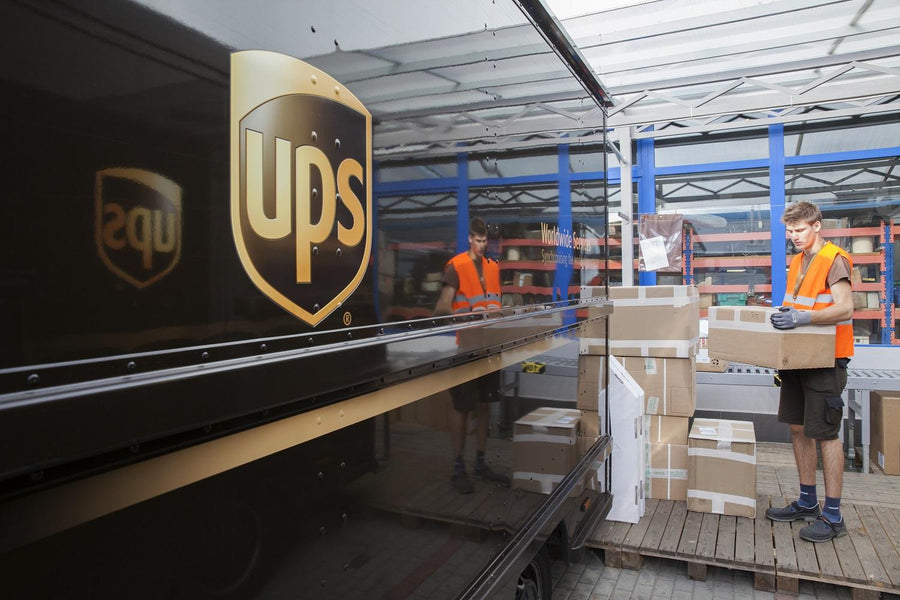 "UPS Has Skin in The ""Lost Package"" Problem - So, Why Not the Ole Milk Box Solution?"