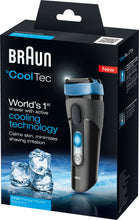 Last bilde inn i galleri  Braun CoolTec CT2s Wet & Dry