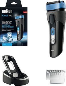 Braun CoolTec CT2s Wet & Dry