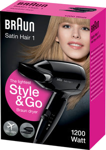 Braun Satin Hair 1 HD130 Style&Go