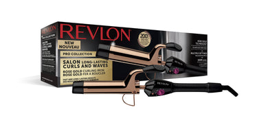 Revlon Pro Collection Rose Gold Curler