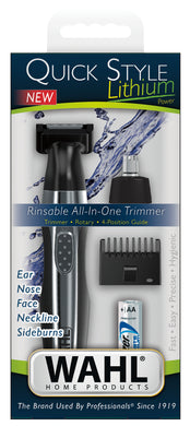 Wahl Ear, Nose & Brow Trimmer Quick Style