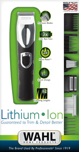 Wahl Lithium Ion Trimmer