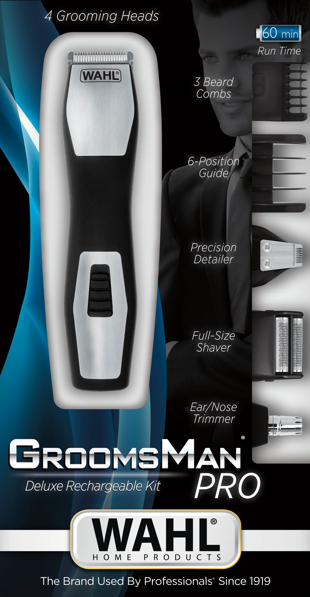 Wahl Groomsman Pro Trimmer