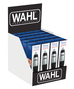 Wahl Nose Trimmer silver & black (Ferdig display 20 stk)